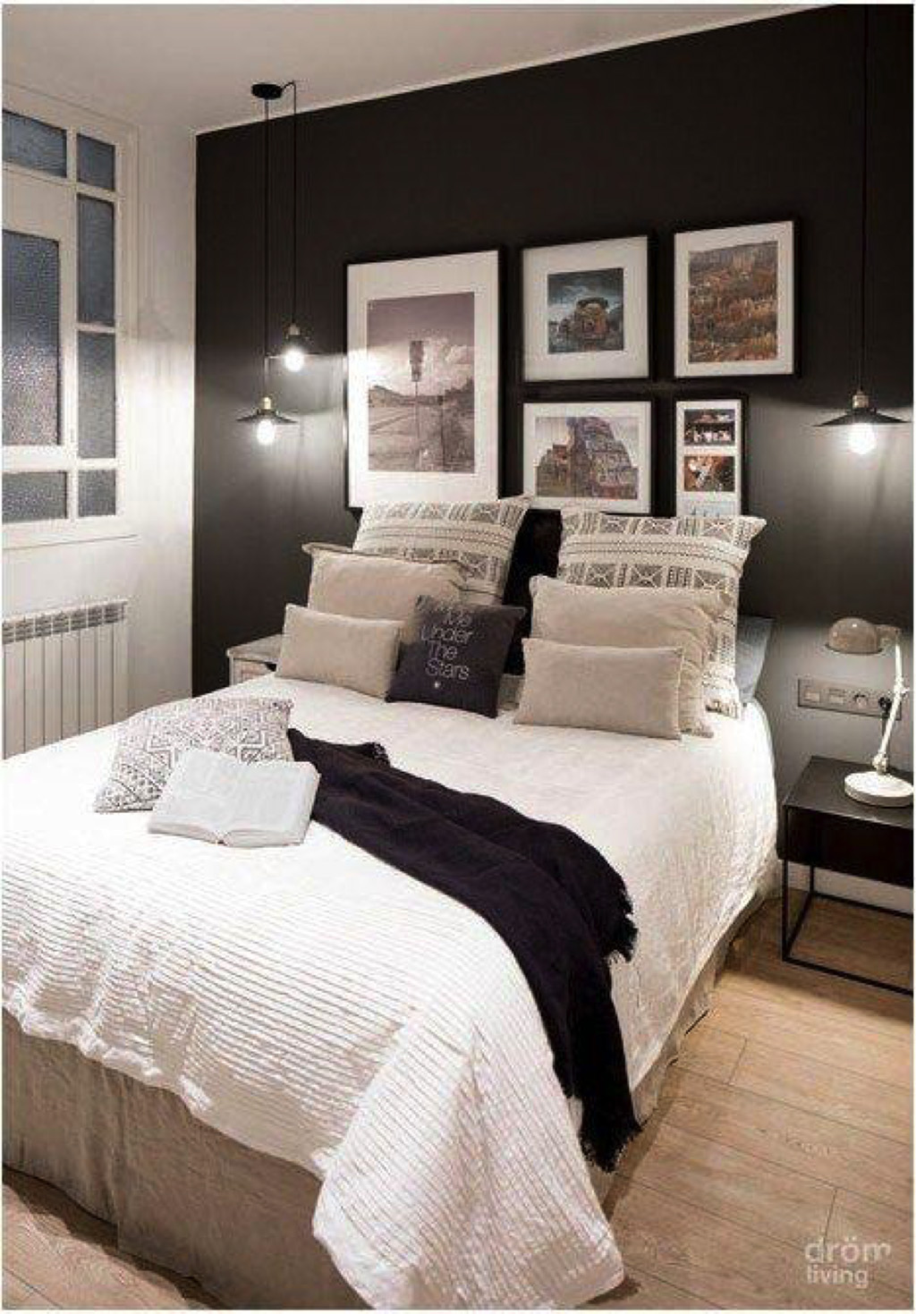 5 Ideas Para Decorar La Pared Del Cabecero De Tu Cama Neutradecor - Decorar-pared-cabecero
